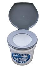 5 Gallon Bucket Toilet Seat