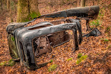 Abandoned Automobile